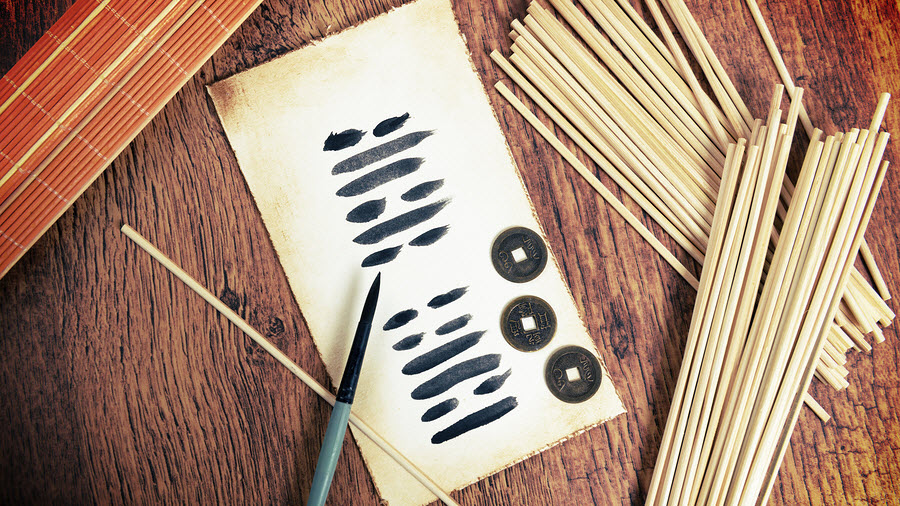 Finding Stories in the I Ching