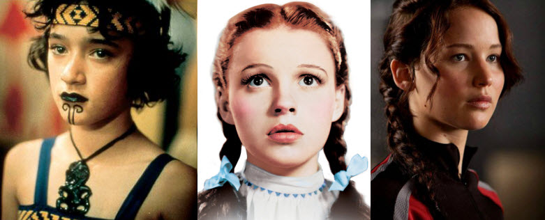 Paikea, Dorothy, and Katniss! Oh, My!