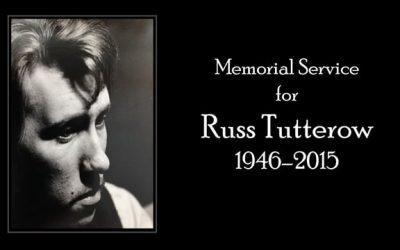 Russ Tutterow Memorial